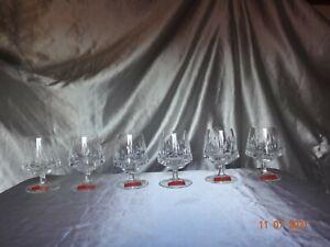 Poschinger Gläser, Älter, Cognacschwenker, 6-Stück,