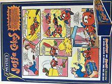 m17a8 ephemera 1990s advert mcvitie's mcvities jaffa cakes Salon