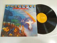 """Los indios Tabajaras Rainbows los Arco Iris 1980 Rca - LP vinyl 12 """" VG/VG 2T"""