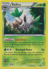 Shiftry Holo Rare Pokemon Card XY2 Flashfire 7/106