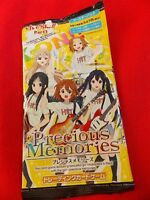 K-ON! Part1 TRADING CARDS  Precious Memories / 8 cards pack MOVIC / UK DESPATCH