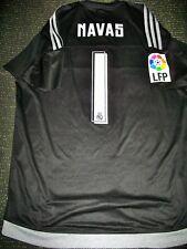 Navas Real Madrid Match Worn Issue Jersey Shirt Camiseta Trikot Costa Rica
