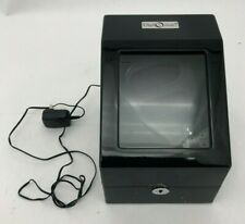 Diplomat Watch Winder   Double Watch   4 Settings   FOR PARTS