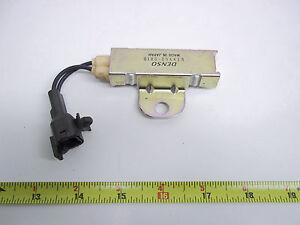 580018190 Yale Forklift, Resistor