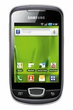 Samsung Galaxy Mini GT-S5570 - Steel Grey (Unlocked) Smartphone (GT-S5570AAALUX)
