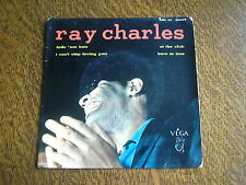 45 tours ray charles hide 'nor hair