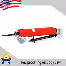 """High Speed Reciprocating Air Body Saw Low Vibration & Noise File Tool 3/8"""" Hose"""
