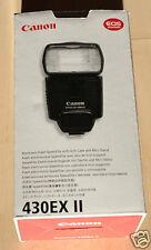 Canon Speedlite 430 EX II Blitzgerät