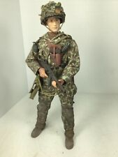 1/6 DRAGON CUSTOM US 2ND ARMORED DIV INFANTRY RGMT CAPT. THOMPSON WW2 BBI DID 21