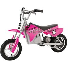 Razor MX350 Dirt Rocket Electric Dirt Bike - Pink,  New,