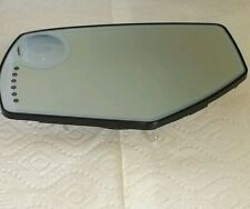 2014 - 2016 GMC SIERRA DENALI PICK UP LEFT TURN SIGNAL MIRROR OEM*** USED