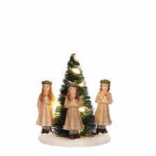 LUVILLE - 1031331 - Sint Lucia, beleuchtet, Weihnachtsdorf,