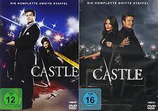 Castle - Die komplette 2. + 3. Staffel (Stana Katic)                   DVD   255