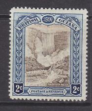 British Guiana 1898 Sg 218 MH