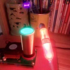 110V-220V to 24V Music Tesla Coil Plasma Speaker wireless Energy Transmission
