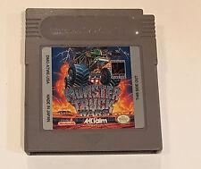USHRA Monster Truck Wars - Akklaim Nintendo Game Boy Cartridge