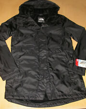 NWT The North Face Rissy Pitaya Parka Jacket in Black Womens Sz M