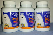 CATS Angels Eyes Natural Tear Stain Remover Powder (3) X 75g Chicken exp 09/2018