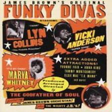 James Brown S ORIGINALE Divas di Various Artists (1998)