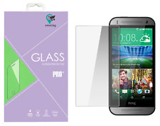 HTC One MINI M7 TEMPERED Glass Screen Protector Guard High Premium Quality