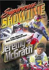 Supercross Showtime with Jeremy McGrath (DVD, 2014)