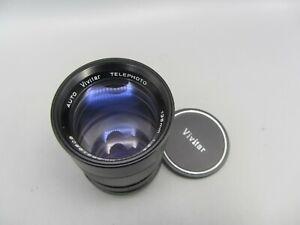 Auto Vivitar Telephoto 135mm f2.8 Canon FD Mount Lens - SLR/Mirrorless Cameras