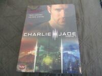 """COFFRET 5 DVD NEUF """"CHARLIE JADE - PARTIE 1"""""""