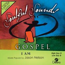 Jason Nelson - I Am -  Accompaniment CD NEW