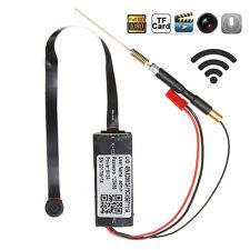 Mini 1080P 170° Sans Fil WiFi IP FHD Caméra Spy Cam Cachée DIY Module Caméscope