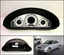 Mercedes W209 CLK Avantgarde Instrument Cluster (A2095400448)