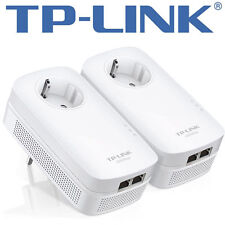 TP-LINK TL-PA7020P KIT Gigabit Powerline Netzwerk Adapter KIT Steckdose HomePlug