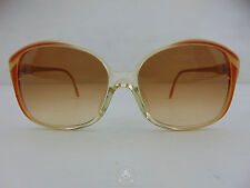 Vintage 80 ZEISS Occhiali Sole Sunglasses Cat Eye West Germany NOS VTG
