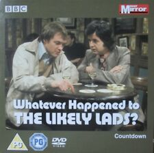 WHAT EVER HAPPENED TO THE LIKELY LADS DVD COUNTDOWN RODNEY BEWES JAMES BOLAM
