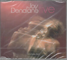 Joy Denalane Live Höchste Zeit Maxi CD NEU Sign The Times