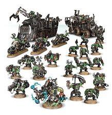 Battleforce ORCS Culte of Speed Games workshop Warhammer 40.000 Ork Boyz