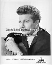 "Johnny Burnette 10"" x 8"" Photograph no 3"