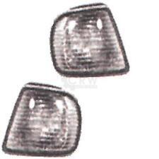 Blinker Frontblinker Set für Seat Ibiza Bj. 93-96 weiß für Valeo Scheinwerfer