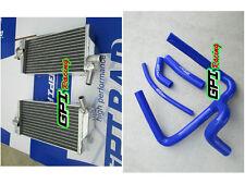 for HONDA CR250 CR250R CR 250 R 05 06 07 2005 2006 Aluminum Radiator + hose