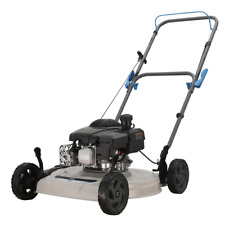 Walk Behind Push Mower with 5-Position Height Adj 20 in. 150 cc Gas Recoil Start