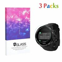 Tempered Glass Clear Screen Protector 9H Hardness For Suunto 9 Baro (3pcs)