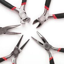 Profi 8-tlg Mini Zangen Set Feinmechaniker Schmuck Modellbau Zange Werkzeug Satz