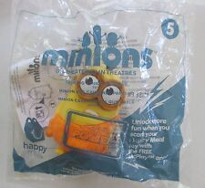 2015 McDonald's Happy Meal Toy #5 Talking Caveman Minion Cursing WTF