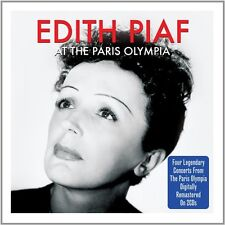 Edith Piaf - At the Paris Olympia [New CD] UK - Import