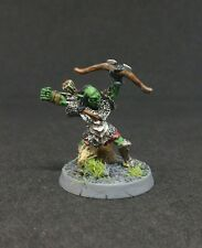 MORIA Goblin Captain (pose 2) pro painted metal model LOTR The Hobbit RARE OOP