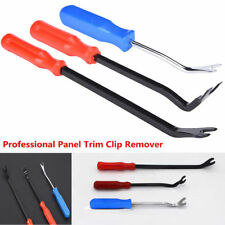 3 Pcs Panel Car Door Upholstery Clip Remover Plastic Fastener Removing Pry Tool