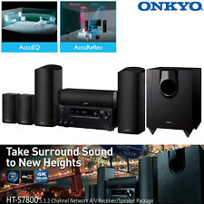 Onkyo HT-S7800 5.1.2-Ch Dolby Atmos Home Theater System l Authorized Dealer