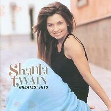 Greatest Hits by Shania Twain (CD, Nov-2004, Universal/Mercury) Import