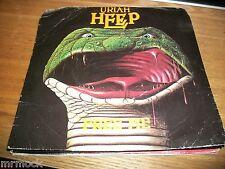 "URIAH HEEP- FREE ME VINYL 7"" 45RPM P/S"
