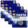 4 x Varta V625U batteries Alkaline 1.5V LR9 4626 PX625A 625A Button Cell Key Fob
