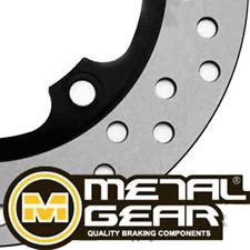 Rear brake disc rotor MetalGear Hyosung GT250 GT650 GT125 Comet V-Twin 20-387